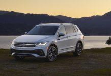 2021 Volkswagen Tiguan Allspace Facelift