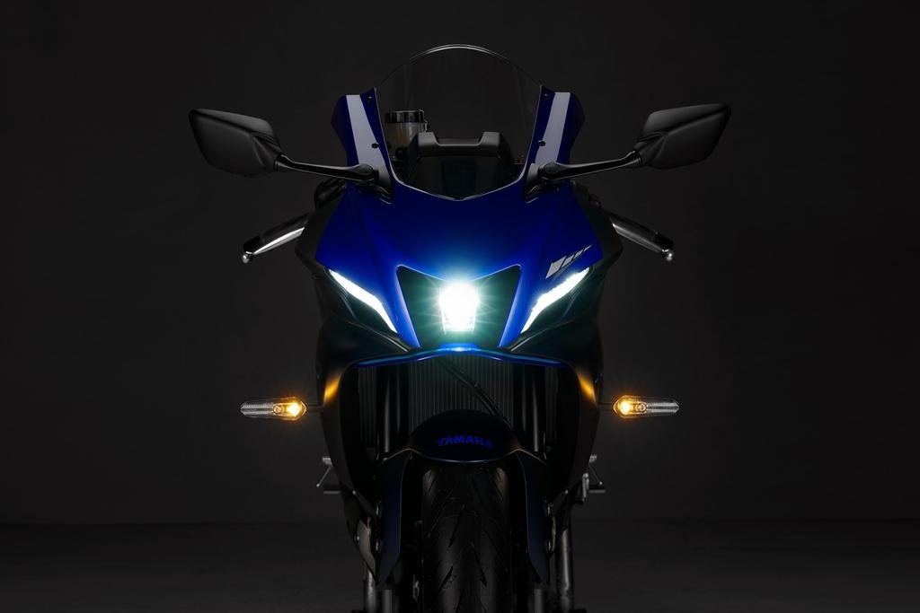 Yamaha YZF-R7 Headlight
