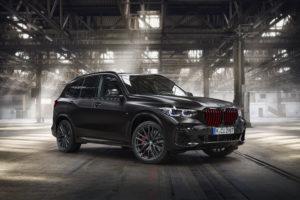 2022 BMW X5 Vermilion Edition