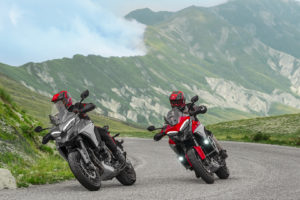 Ducati Multistrada V4 and V4 S