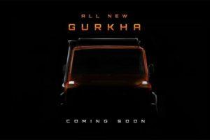 2021 Force Gurkha Teased