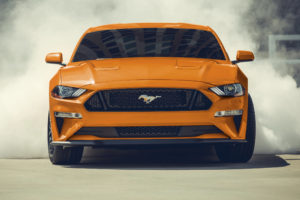 2022 Ford Mustang