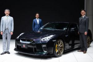 2022 Nissan GT-R Revealed