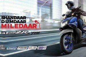All-New Yamaha Ray ZR 125 Hybrid