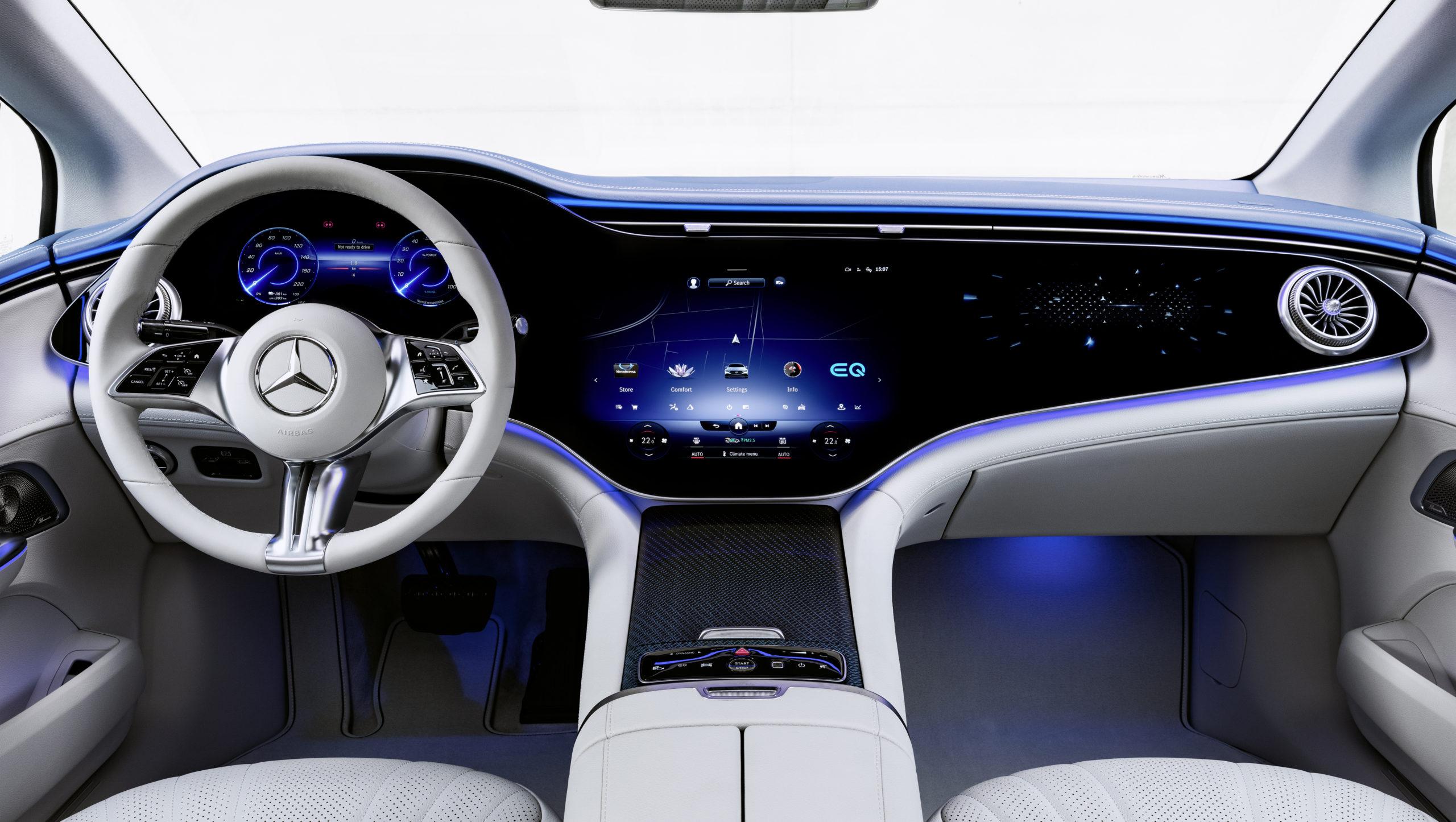 Mercedes-Benz-EQE-Interior