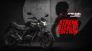 Hero Xtreme 160R Stealth Edition